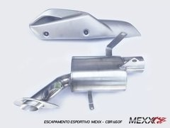 Mexx Sports Exhaust Original Model CBR650F Cod.H21M11 on internet