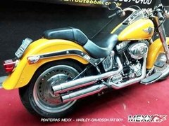 Ponteira Escapamento Esportivo Harley Fat Boy Vance Cod.106 on internet