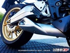 Mexx Sports Exhaust Original Model CBR650F Cod.H21M11 - buy online