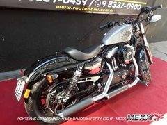 Imagem do Escapamento Esportivo Mexx Harley Davidson Forty Eight