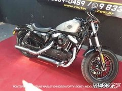 Escapamento Esportivo Mexx Harley Davidson Forty Eight