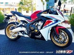 Mexx Sports Exhaust Original Model CBR650F Cod.H21M11