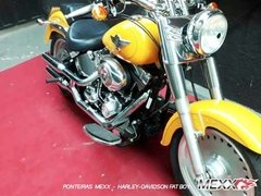 Ponteira Esportivo Harley Fat Boy Mod Vance Hines Cod.106 on internet