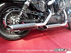 Escapamento Esportivo Mexx Harley Davidson Forty Eight na internet