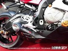 Escapamento Esportivo Bmw S 1000 Rr Taylor Made Mexx Cod.135 on internet