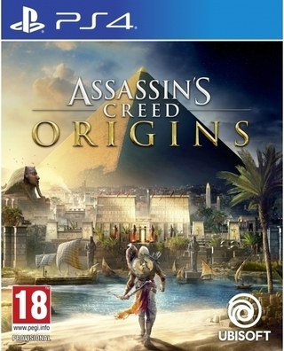 Assassins Creed: Origins PS4