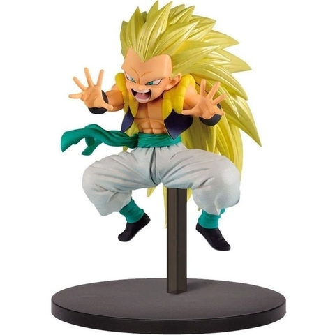FIGURE DRAGON BALL SUPER CHOSENSHIRETSUDEN VOL2 SUPER SAIYAN 3 GOTENKS