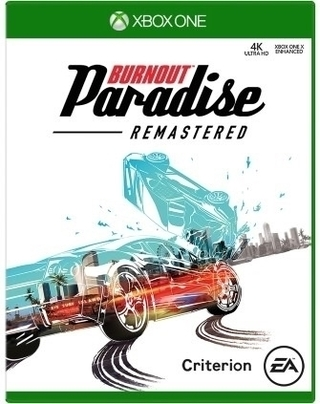 BURNOUT PARADISE XBOX ONE