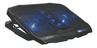 BASE GAMER PARA NOTEBOOK 17,3 - NBC-100BK C3TECH