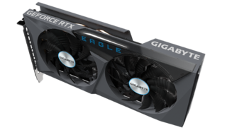 PLACA DE VIDEO GEFORCE RTX 3060 Ti - GIGABYTE EAGLE OC 8GB GDDR6 256BITs GVN306TEAGLE OC8GD