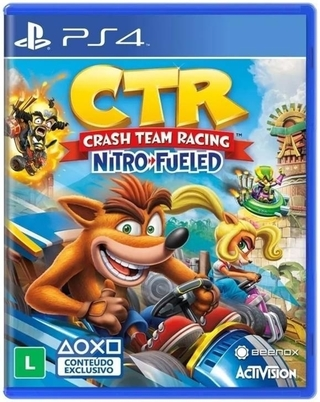 Crash Team Racing PS4