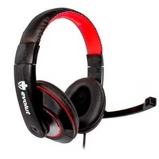 HEADSET GAMER EVOLUT EG-302RD THARDUS