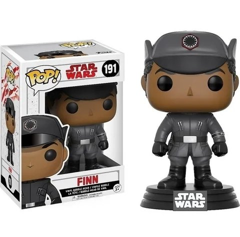 FUNKO POP STAR WARS: FINN IN DISGUISE (191) - comprar online