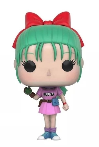 Funko POP DRAGON BALL - BULMA