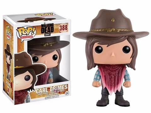 Funko Pop - The Walking Dead: Carl Grimes (388) - comprar online