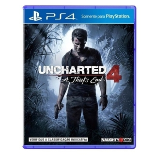 Uncharted 4: A Thief s End PS4