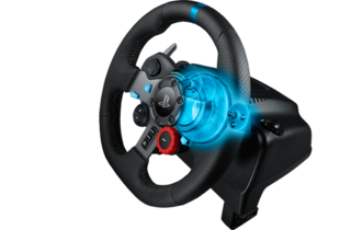 VOLANTE G-29 LOGITECH DRIVING FORCE