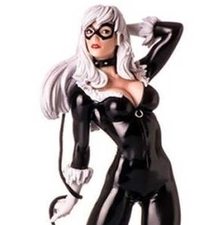 Black Cat 1/10 Art Scale - Marvel Comics Series 3 - Iron Studios