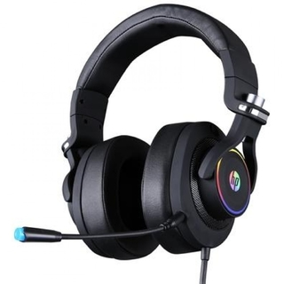 HEADSET GAMER USB H500GS 7.1 PRETO HP GAMER
