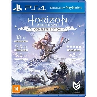 Horizon Zero Dawn (Complete Edtion) PS4