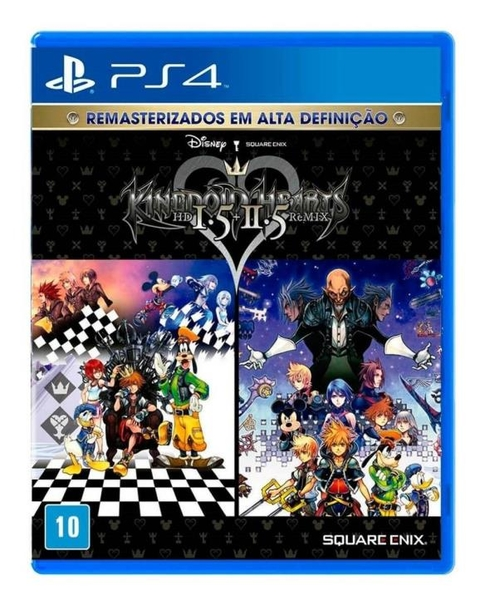 KINGDOM HEARTS HD 1.5/2.5 REMIX PS4