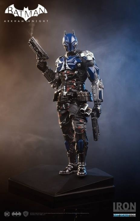 Imagem do Arkham Knight 1/10 - Iron Studios
