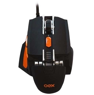 MOUSE GAMER CYBER - OEX MS306