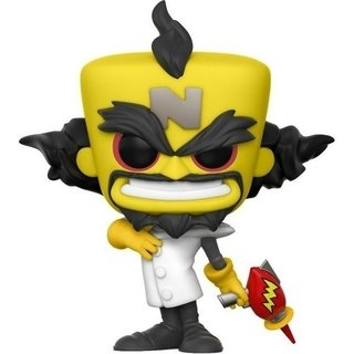 Funko Pop Crash Bandicoot - Dr. Neo Cortex (276)