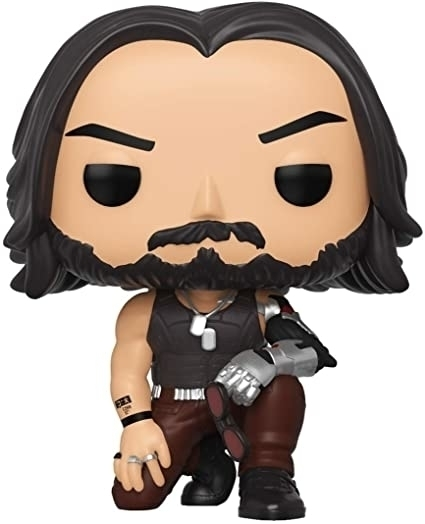 POP FUNKO - CYBERPUNK 2077: JOHNNY SILVERHAND 590