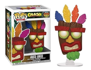 Funko Pop Crash Bandicoot - Aku Aku (420)