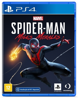Marvel's Spider Man Miles Morales PS4