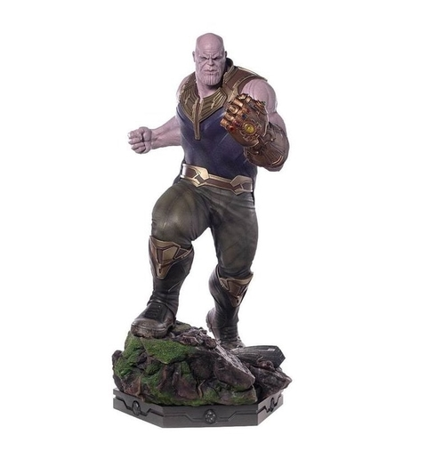 Thanos 1/4 Art Scale - Infinity War - Iron Studios