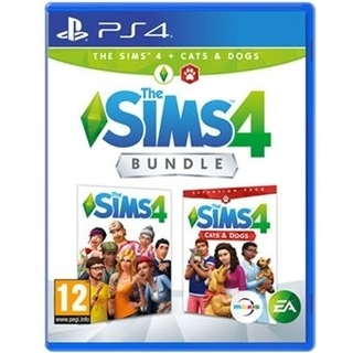 THE SIMS 4 CAES E GATOS BUNDLE PS4