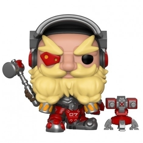 Funko Pop - Overwatch: Torbjorn (350)