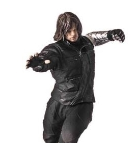 Winter Soldier 1/10 Art Scale - Civil War - Iron Studios