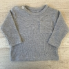 Sweater Donatto Gris Moca