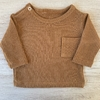 Sweater Donatto Camel