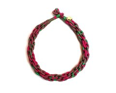 Chains Mini Verde e Rosa Shock