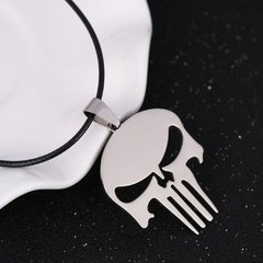 Colar Justiceiro - The Punisher Marvel na internet