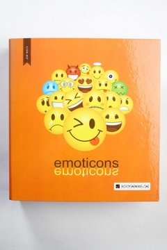 Carpeta 3x40 Citanova Emoticons