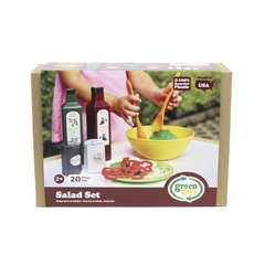 Salad Set - Green Toys