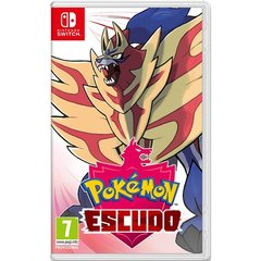 POKEMON ESCUDO