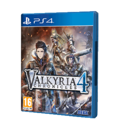 VALKYRIA CHRONICLES 4 PS4