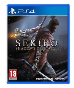 SEKIRO SHADOW DIE TWICE PS4