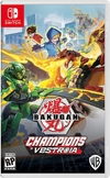 PREVENTA BAKUGAN CHAMPIONS OF VESTROIA SWITCH