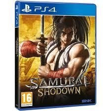 SAMURAI SHADOW PS4