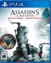 ASSASSINS CREED 3 PS4