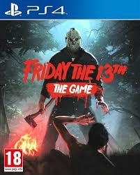FRIDAY 13 PS4
