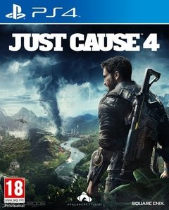 JUST CAUSE 4 NUEVO PS4