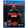 FRIDAY 13th ULTIMATE SLASHER EDITION PS4